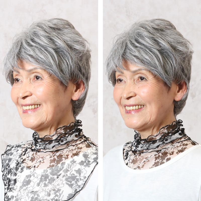 ネックカバー シルク100% メロー ロングタイプ UV対策